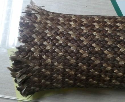 纤维编织套管